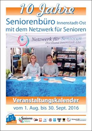 10 Jahre Seniorenbüro Innenstadt-Ost mit dem Netzwerk für Senioren