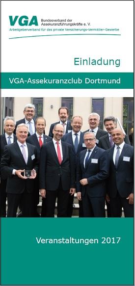 Faltblatt für den Bundesverband der Assekuranzführungskräfte e. V.