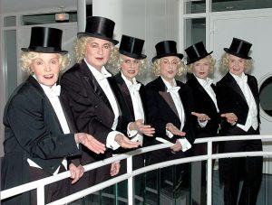 Frauen des Vereins proKULTUR bei den Sternstunden