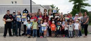 """Teilnehmer und Veranstalter freuen sich auf die 9. Familienveranstaltung """"Körne blüht auf"""" am 10.06.2017 (Foto: Rüdiger Beck)"""