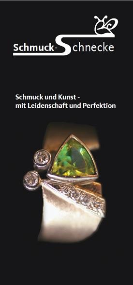 Image-Flyer Schmuck-Schnecke