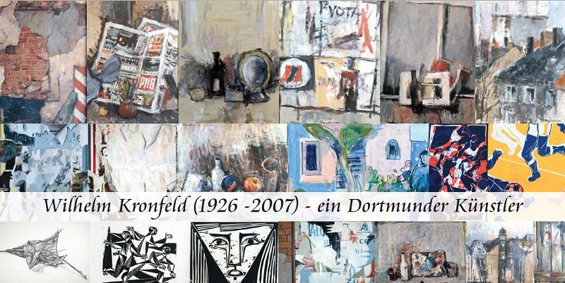 "Infokarte ""Wilhelm Kronfeld"""